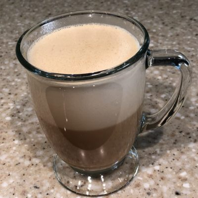 KETO BUTTERED COFFEE